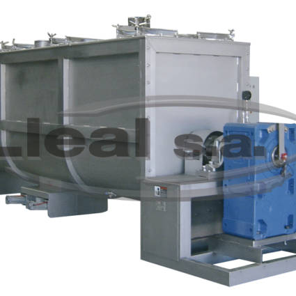 MB-7000 ribbon blender made of AISI-316 stainless steel
